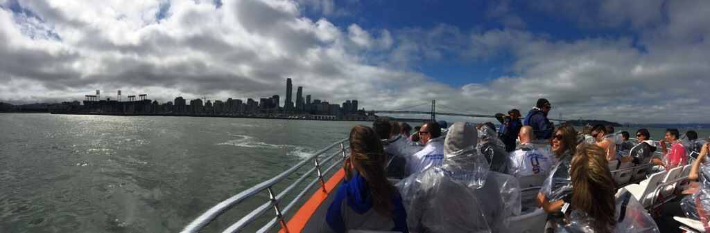 View of SF from the Rocket Boat